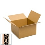 18 x 12 x 12  275# Doublewall Kraft Carton 15/BUNDLE
