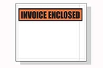 4 1/2 x 5 1/2 Invoice Enclosed Envelopes 1000/CS