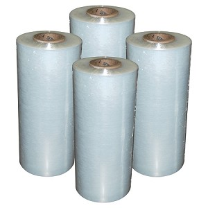 16in x 1500ft 47 Gauge Stretch Film 4 Rolls/Case