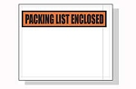 4 1/2 x 5 1/2  Packing List Envelope 1000/CS